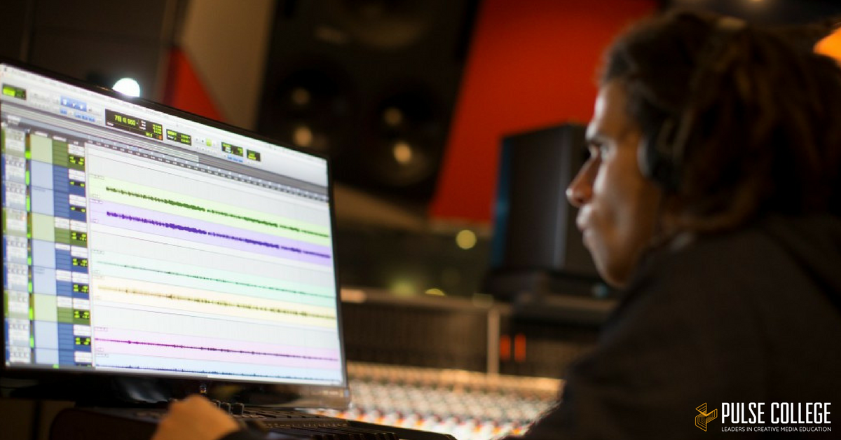 Audio and Video Production for best college required subjects