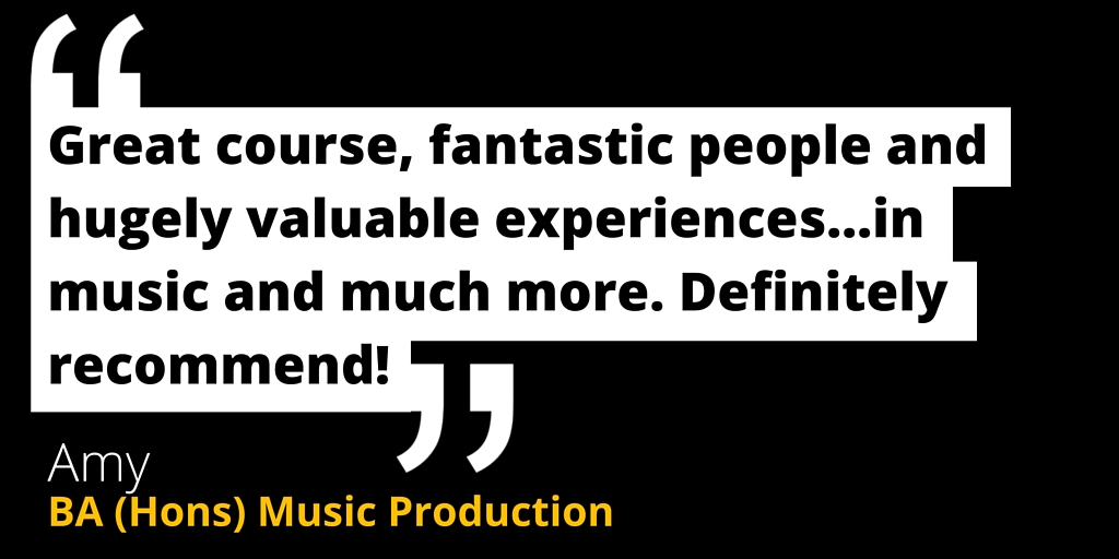 music production pulse college testimonial